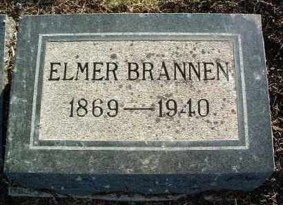 BRANNEN, ELMER - Yavapai County, Arizona | ELMER BRANNEN - Arizona Gravestone Photos