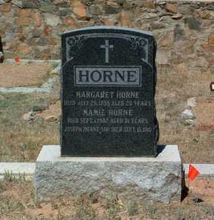 BRANNEN HORNE, M. H. - Yavapai County, Arizona | M. H. BRANNEN HORNE - Arizona Gravestone Photos