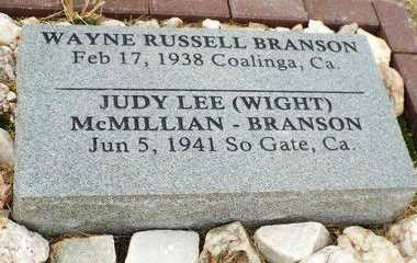 BRANSON, JUDY LEE - Yavapai County, Arizona   JUDY LEE BRANSON - Arizona Gravestone Photos