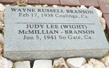 BRANSON, WAYNE RUSSELL - Yavapai County, Arizona | WAYNE RUSSELL BRANSON - Arizona Gravestone Photos