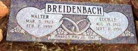 BREIDENBACH, AMY LUCILLE - Yavapai County, Arizona   AMY LUCILLE BREIDENBACH - Arizona Gravestone Photos