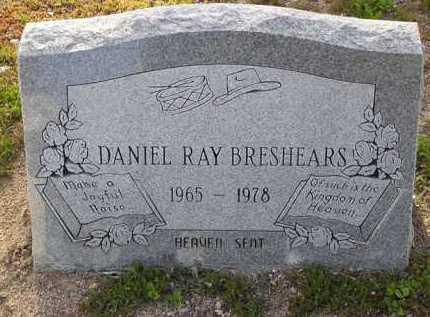 BRESHEARS, DANIEL RAY - Yavapai County, Arizona | DANIEL RAY BRESHEARS - Arizona Gravestone Photos