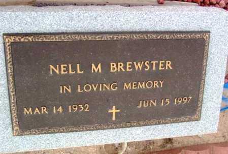 ALEXANDER BREWSTER, N - Yavapai County, Arizona | N ALEXANDER BREWSTER - Arizona Gravestone Photos