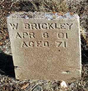 BRICKLEY, WILLIAM - Yavapai County, Arizona | WILLIAM BRICKLEY - Arizona Gravestone Photos