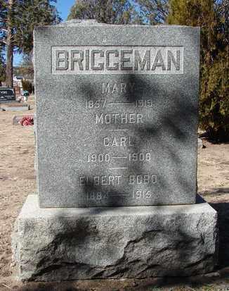 BRIGGEMAN, MARY MARGARET - Yavapai County, Arizona | MARY MARGARET BRIGGEMAN - Arizona Gravestone Photos