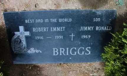 BRIGGS, JIMMY RONALD - Yavapai County, Arizona | JIMMY RONALD BRIGGS - Arizona Gravestone Photos