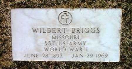 BRIGGS, WILBERT - Yavapai County, Arizona | WILBERT BRIGGS - Arizona Gravestone Photos