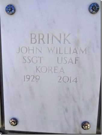 BRINK, JOHN WILLIAM - Yavapai County, Arizona   JOHN WILLIAM BRINK - Arizona Gravestone Photos