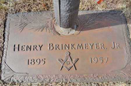 BRINKMEYER, HENRY HERMAN - Yavapai County, Arizona | HENRY HERMAN BRINKMEYER - Arizona Gravestone Photos