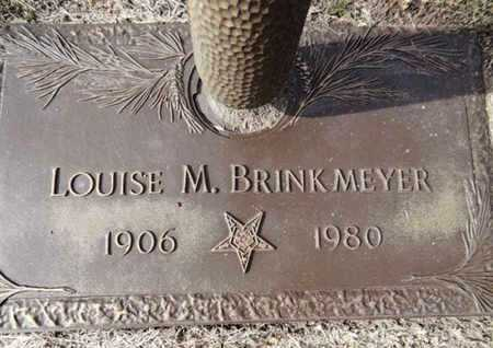 BRINKMEYER, LOUISE MARIE - Yavapai County, Arizona   LOUISE MARIE BRINKMEYER - Arizona Gravestone Photos