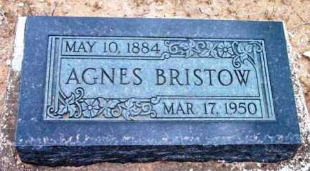 BRISTOW, AGNES GRANENE - Yavapai County, Arizona | AGNES GRANENE BRISTOW - Arizona Gravestone Photos