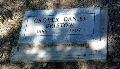 BRISTOW, GROVER DANIEL - Yavapai County, Arizona   GROVER DANIEL BRISTOW - Arizona Gravestone Photos