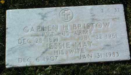 JOHNSON BRISTOW, JESSIE MAY - Yavapai County, Arizona | JESSIE MAY JOHNSON BRISTOW - Arizona Gravestone Photos