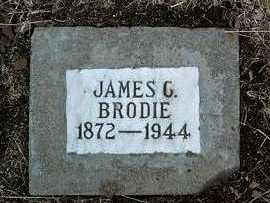 BRODIE, JAMES C. - Yavapai County, Arizona | JAMES C. BRODIE - Arizona Gravestone Photos
