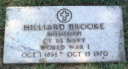 BROOKE, HILLIARD - Yavapai County, Arizona | HILLIARD BROOKE - Arizona Gravestone Photos