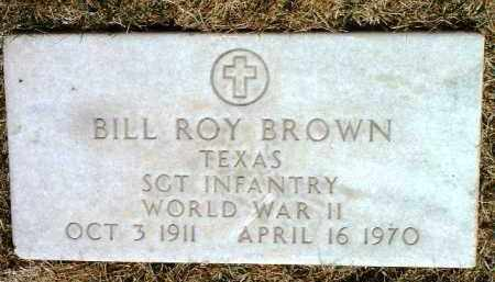 BROWN, BILL ROY - Yavapai County, Arizona | BILL ROY BROWN - Arizona Gravestone Photos