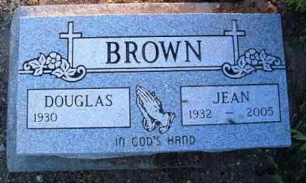 BROWN, DOUGLAS PRESTON - Yavapai County, Arizona | DOUGLAS PRESTON BROWN - Arizona Gravestone Photos