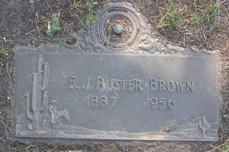 BROWN, ESTER JONES - Yavapai County, Arizona | ESTER JONES BROWN - Arizona Gravestone Photos