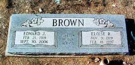 BROWN, KATHRYN ELOISE - Yavapai County, Arizona | KATHRYN ELOISE BROWN - Arizona Gravestone Photos