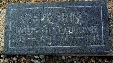 BROWN GARGARINO, C. A. - Yavapai County, Arizona | C. A. BROWN GARGARINO - Arizona Gravestone Photos