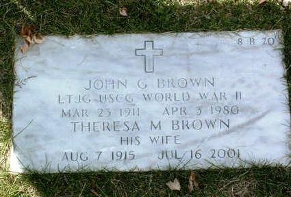 BROWN, THERESA MAY - Yavapai County, Arizona | THERESA MAY BROWN - Arizona Gravestone Photos