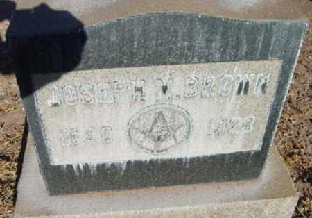 BROWN, JOSEPH MICHAEL - Yavapai County, Arizona | JOSEPH MICHAEL BROWN - Arizona Gravestone Photos