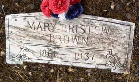 BROWN, MARY - Yavapai County, Arizona   MARY BROWN - Arizona Gravestone Photos