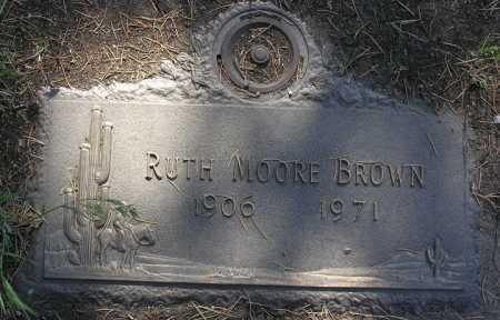 BROWN, RUTH M. - Yavapai County, Arizona | RUTH M. BROWN - Arizona Gravestone Photos