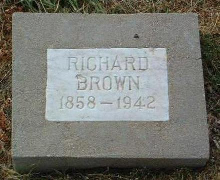 BROWN, RICHARD R. - Yavapai County, Arizona | RICHARD R. BROWN - Arizona Gravestone Photos