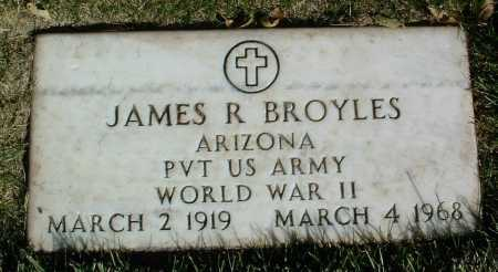 BROYLES, JAMES R. - Yavapai County, Arizona | JAMES R. BROYLES - Arizona Gravestone Photos