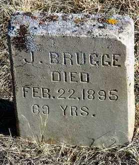 BRUGGE, J. - Yavapai County, Arizona   J. BRUGGE - Arizona Gravestone Photos