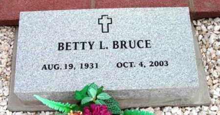 ELMS BRUCE, BETTY LIOU - Yavapai County, Arizona | BETTY LIOU ELMS BRUCE - Arizona Gravestone Photos
