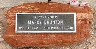 BOGASHOFF BRUNTON, MARCY - Yavapai County, Arizona | MARCY BOGASHOFF BRUNTON - Arizona Gravestone Photos