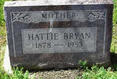HODGES BRYAN, HATTIE - Yavapai County, Arizona   HATTIE HODGES BRYAN - Arizona Gravestone Photos