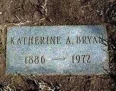 BAKER BRYAN, KATHERINE A. - Yavapai County, Arizona   KATHERINE A. BAKER BRYAN - Arizona Gravestone Photos