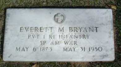 BRYANT, EVERETT M. - Yavapai County, Arizona | EVERETT M. BRYANT - Arizona Gravestone Photos
