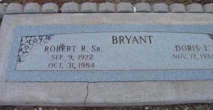 BRYANT, ROBERT RAY, SR. - Yavapai County, Arizona | ROBERT RAY, SR. BRYANT - Arizona Gravestone Photos