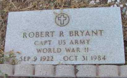 BRYANT, ROBERT RAY, SR. - Yavapai County, Arizona   ROBERT RAY, SR. BRYANT - Arizona Gravestone Photos