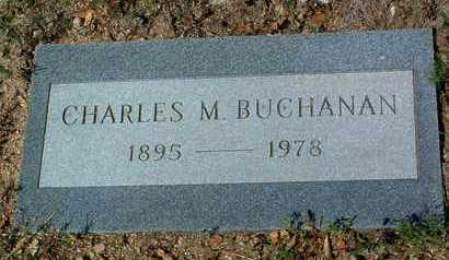 BUCHANAN, CHARLES M. - Yavapai County, Arizona | CHARLES M. BUCHANAN - Arizona Gravestone Photos