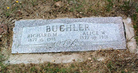 BUEHLER, ALICE FLORENCE - Yavapai County, Arizona | ALICE FLORENCE BUEHLER - Arizona Gravestone Photos