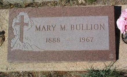 LATHAM BULLION, MARY MATILDA - Yavapai County, Arizona | MARY MATILDA LATHAM BULLION - Arizona Gravestone Photos