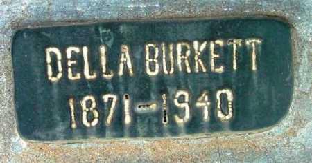 KIPPEN BURKETT, CORA DELLA - Yavapai County, Arizona | CORA DELLA KIPPEN BURKETT - Arizona Gravestone Photos