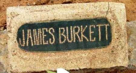 BURKETT, JAMES FRANKLIN - Yavapai County, Arizona | JAMES FRANKLIN BURKETT - Arizona Gravestone Photos