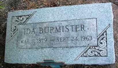 ALLEN BURMISTER, IDA - Yavapai County, Arizona | IDA ALLEN BURMISTER - Arizona Gravestone Photos