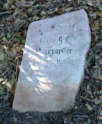 ALLEN BURMISTER, MAGGIE - Yavapai County, Arizona | MAGGIE ALLEN BURMISTER - Arizona Gravestone Photos