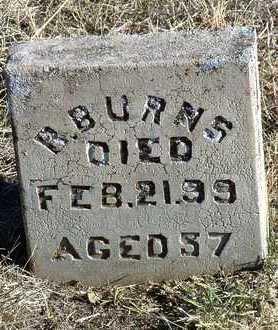 BURNS, ROBERT - Yavapai County, Arizona | ROBERT BURNS - Arizona Gravestone Photos