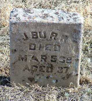BURR, JOHN - Yavapai County, Arizona | JOHN BURR - Arizona Gravestone Photos