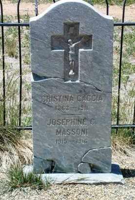 D'ANDREA BURSANTI, CRISTINA - Yavapai County, Arizona | CRISTINA D'ANDREA BURSANTI - Arizona Gravestone Photos