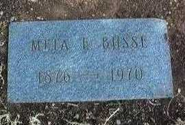 PIELOP BUSSE, META ELIZABETH - Yavapai County, Arizona   META ELIZABETH PIELOP BUSSE - Arizona Gravestone Photos
