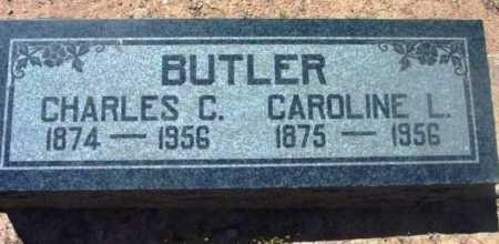 BUTLER, CHARLES C. - Yavapai County, Arizona | CHARLES C. BUTLER - Arizona Gravestone Photos
